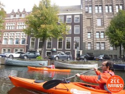 2018-09-17 Amsterdam Amstel tour 09.30